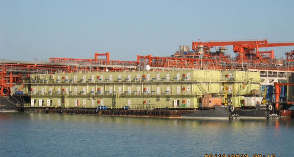 Alojamiento Marítimo