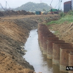Heavy and Marine Construction & Flood Control Project