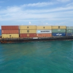Cashman Equipment Barges Support Emergency Salvage Efforts in Cuba
